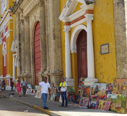 Colours of Colombia: Cartagena to Medellin
